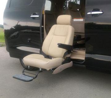 <<汽車轉向座椅>>(福祉椅)